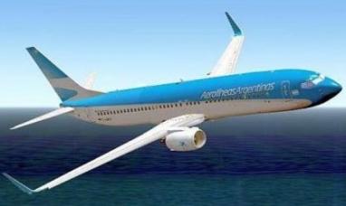Comenzaron los vuelos de cabotaje en el país: Tres semanales a Ushuaia y uno a Río Grande