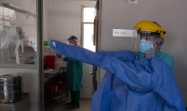Con el informe de 345 nuevas muertes en 24 horas, el total es de 12.460 víctimas desde el inicio de la pandemia