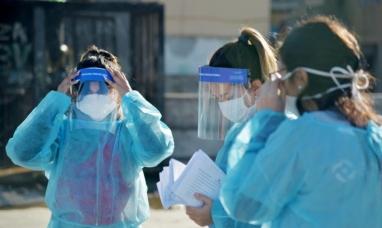Con el informe de 495 nuevos muertos, 15.631 nuevos contagios, el total es de 88.742 víctimas desde el inicio de la pandemia