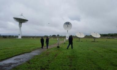 La CONAE proyecta un campo de antenas satelitales para Tierra del Fuego
