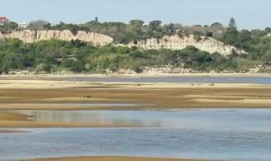 Condición crítica del río Paraná: El caudal de entrada al territorio argentino está en niveles de los más bajos en 25 años