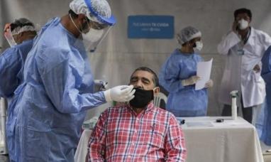 Se confirmaron 165 nuevos fallecimientos y el total es de 41.204 víctimas desde el inicio de la pandemia