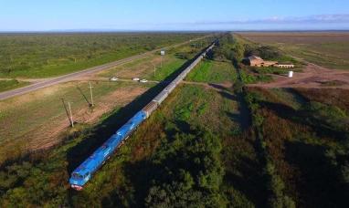 Récord de carga de los ferrocarriles: El significativo aporte del agro en el primer cuatrimestre