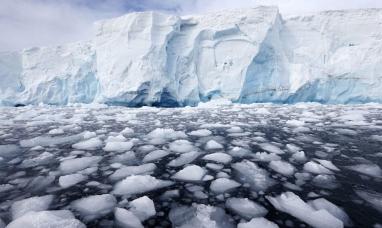 Crisis ambiental mundial: La Antártida registró la temperatura más alta en los últimos 38 años