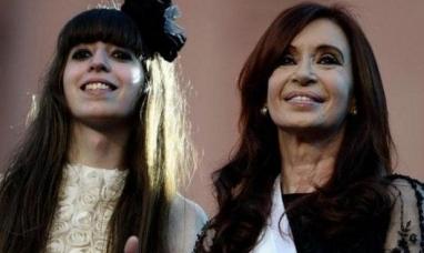 Cristina Fernández viuda de Kirchner se fue a Cuba para visitar a Florencia