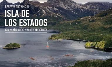 Era reserva provincial, ahora el presidente Macri declaró a la isla de los estados como reserva natural