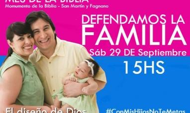 """""""Defendamos la Familia: Diseño de Dios"""""""