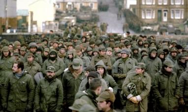 A 39 años del fin de la guerra de Malvinas se reconocerá el valor y coraje de los ex combatientes