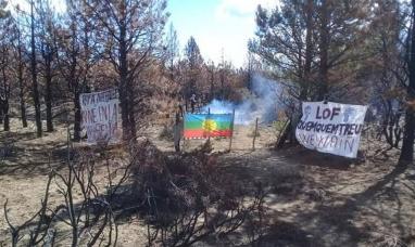 Desde CRA, le piden al gobierno seguridad y paz en la Patagonia