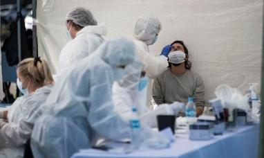 Desde el ministerio de salud de la nación, informan 162 nuevas muertes y 3.893 nuevos contagios