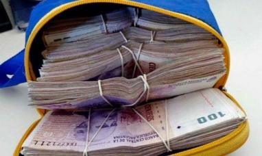 El dinero en efectivo es la principal opción de pago en el país