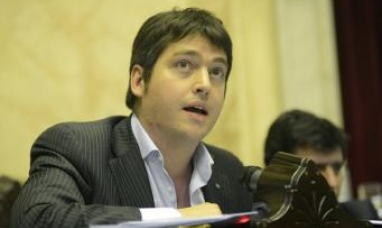 "Diputado nacional Martín Pérez ""preocupado"""