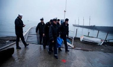 Dos pescadores mueren en el Estrecho de Magallanes