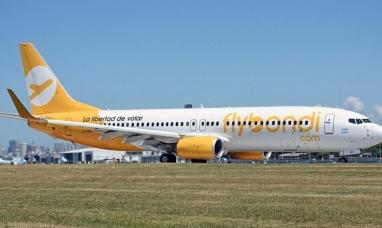 """Empresa aérea """"Low cost""""  fue autorizada a volar directo de Buenos Aires a las islas Malvinas"""
