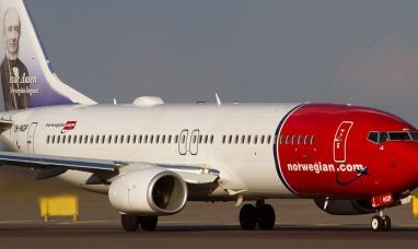 La empresa aérea Norwegian anunció que comenzará a volar a Ushuaia en setiembre