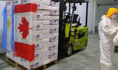 Entre Ríos: Luego de 12 años, se exportó por primera vez alitas de pollo a Canadá