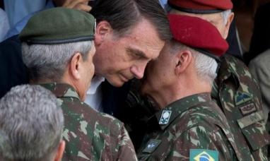 España: Detuvieron con cocaína a militar de la comitiva del presidente de Brasil