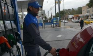 Esta noche suben los combustibles un 5% y hasta fin de año aumentarán 15%
