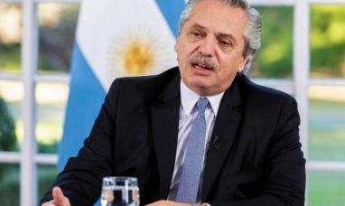 """""""Esta vez el ajuste no lo van a pagar los más humildes, lo van a pagar los que especularon"""" dijo Alberto Fernández"""