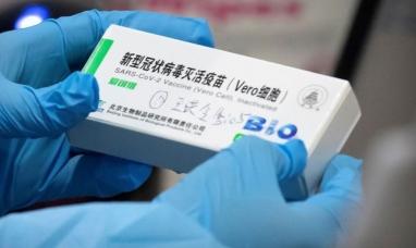 Este fin de semana partirán dos nuevos vuelos a China para traer más vacunas