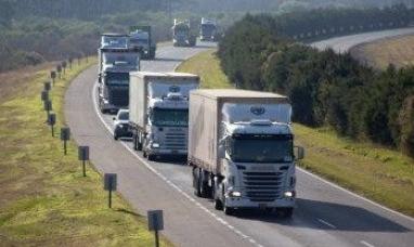 En febrero, el costo de transporte de cargas fue el más alto de los últimos dos años