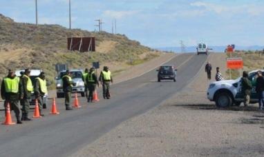 Gendarmería controlará rutas nacionales con retenes