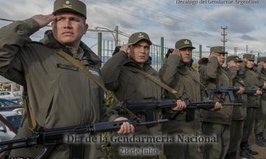 Día de la Gendarmería Nacional