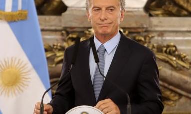 El gobierno argentino reconoció a Guaidó como presidente  Encargado de Venezuela