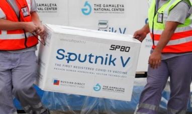 El gobierno nacional comenzó con la distribución al país del componente 1 y 2 de la vacuna Sputnik V