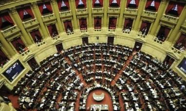 El gobierno nacional espera que hoy el senado convierta en ley el presupuesto 2019