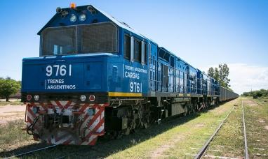 Granos y azúcar: Sigue potenciándose la logística por trenes en los primeros seis meses del año