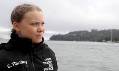 Greta Thunberg pide ayuda para cruzar el Atlántico y asistir a la cumbre climática en Madrid