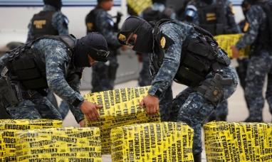 Guatemala: Gobierno admite que el país se ha convertido en productor de cocaína