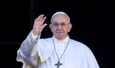 Histórico: El Papa Francisco le hizo un cambio al padre nuestro