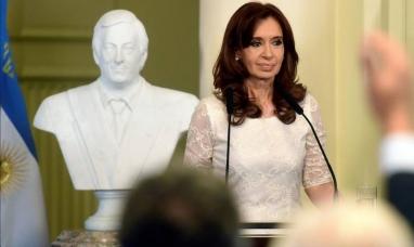 Imputaron a Cristina Fernández viuda  de Néstor Kirchner por lavado de dinero