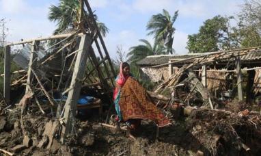 India y Bangladesh: Al menos once muertos y millones de evacuados por el ciclón 'Bulbul'
