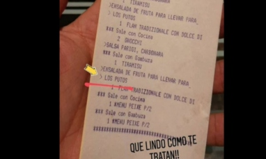 Córdoba: El indignante ticket homofóbico dirigido a una pareja gay