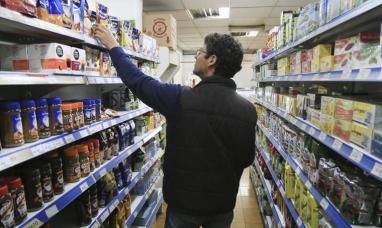 La inflación de enero fue de 2,3%, mucho menor a la esperada