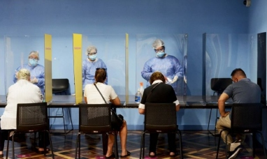 Informan 178 nuevas muertes y el total asciende a 40.606 víctimas desde el inicio de la pandemia