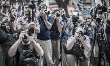 Informan sobre los ataques a la prensa en Argentina