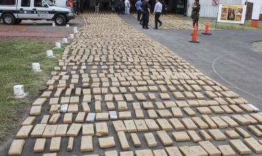 La insólita explicación de dos jefes policiales tras la desaparición de 540 kilos de marihuana