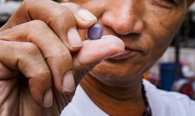 Israel: Hallan un desconocido mineral extraterrestre