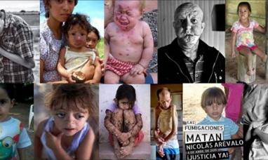 Italia: La televisión muestra cómo el glifosato está matando a los argentinos