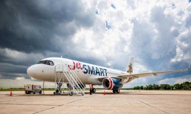 JetSmart vuelve a volar por el cielo argentino