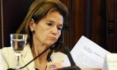 La jueza Elena Highton de Nolasco renunció a la corte suprema