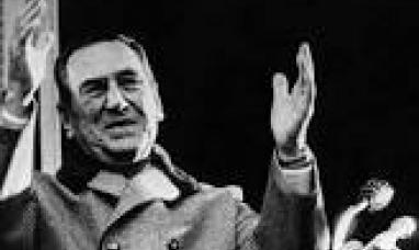 01 de julio de 1974: Muere Juan Domingo Perón