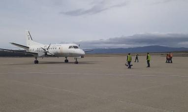 LADE retoma sus vuelos a la Patagonia