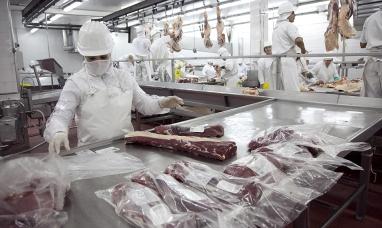 El 70% de las exportaciones de carne van hacia el gigante asiático
