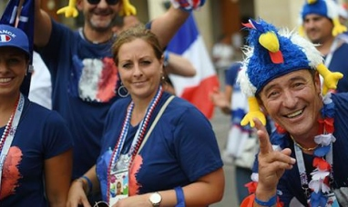 Los extranjeros con Fan ID podrán viajar a Rusia sin visado hasta 2019 dijo Putín