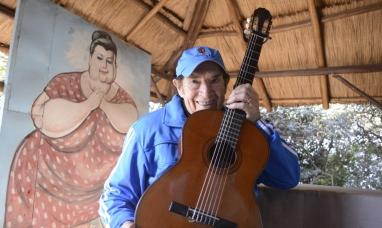 A los 87 años murió Rodolfo Zapata